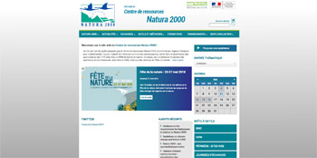 Lien vers le site de Natura 2000