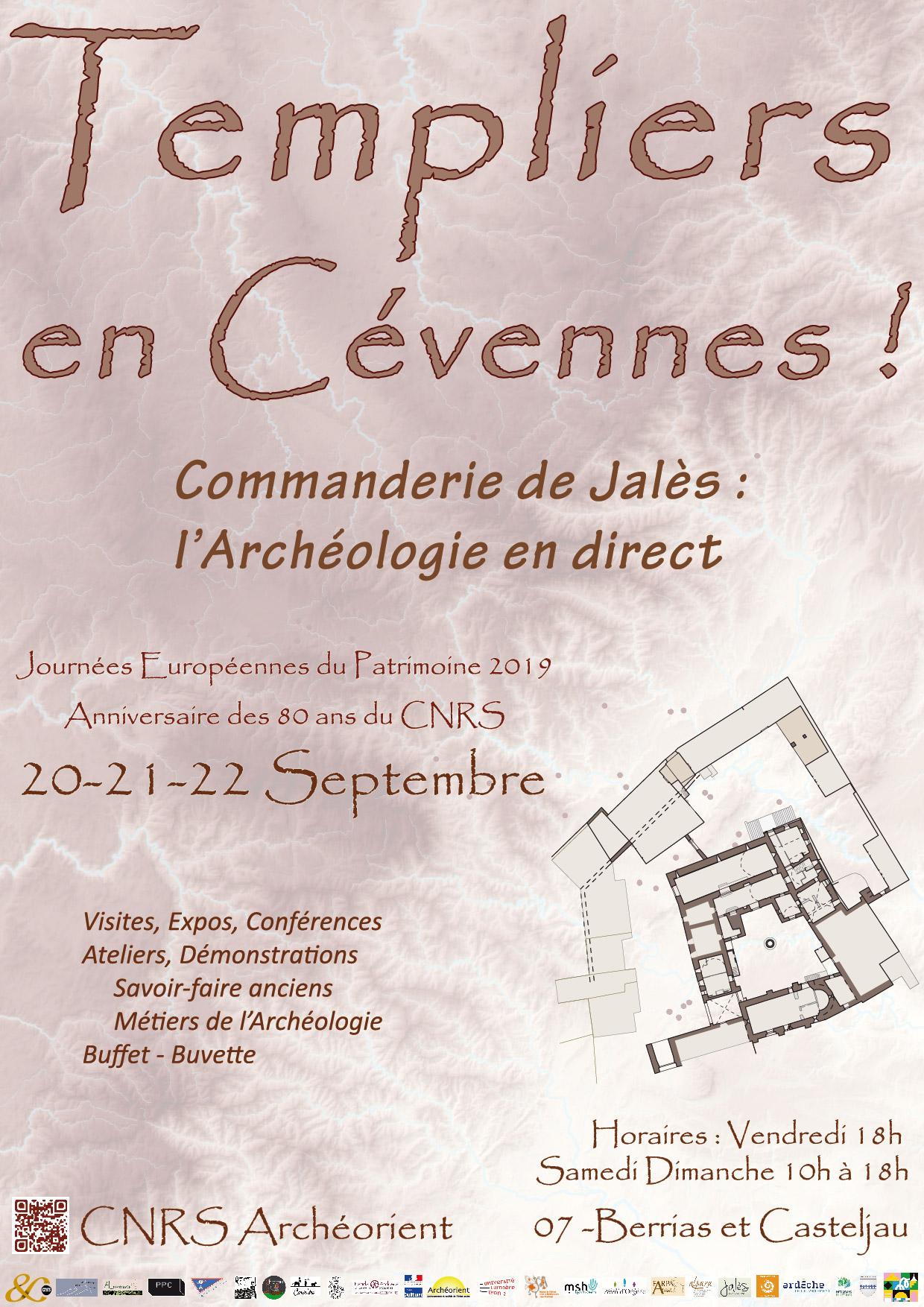 Templiers en Cévennes